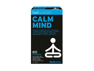 Sedistress Calm Mind Supplements - Expires Jan 2022