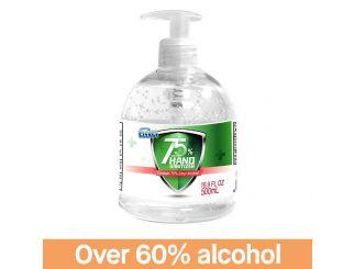 Hand Sanitiser 500ml - 75% Alcohol - C&C Only