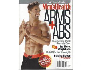 Men's Health Magazine - Arms & Abs