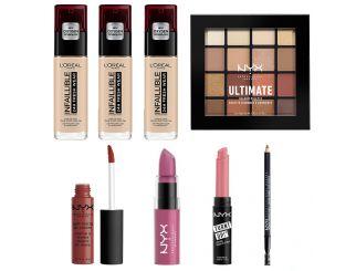 L'Oreal Makeup - 16 Gift Packs