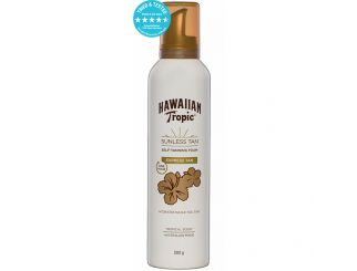 Hawaiian Tropic Self Tan Foam 1HR Express - 200mL - C&C Only