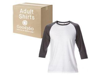 T-Shirt - Heather Dark Grey - S