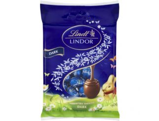 LINDOR MINI DARK 45% EGGS 90G X 30 - C&C ONLY