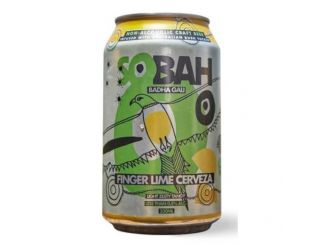 Non-Alcoholic Craft Beer Finger Lime Cerveza - Adelaide Metro