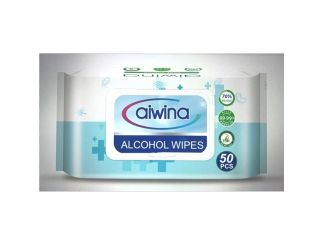 Aiwina wipes - 50 Sheets per Pack - Pallet