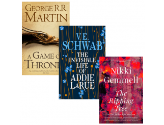 Assorted Adult Fiction Books