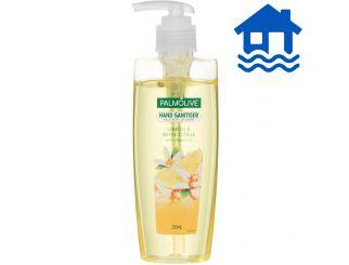 Palmolive Hand Sanitiser Lemon & White Citrus 200mL C&C Only Flood Relief