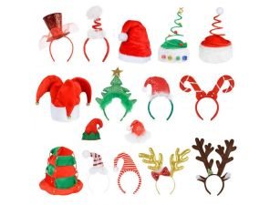 Mixed Adult & Kids Assorted Christmas Accessories
