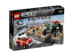 LEGO® Speed Champions 75894 1967 Mini Cooper S Rally V29