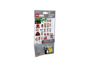 LEGO® LEGO® xtra Brick Stickers V46