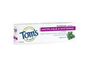 TOM'S Toothpaste - Peppermint - Expires 1/5/22