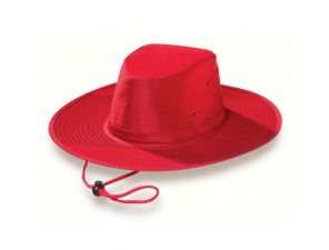 School Hats - Size 57cm Red - 3800A