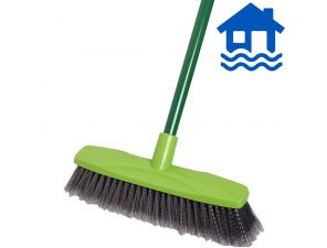 Outdoor Broom Flood Relief