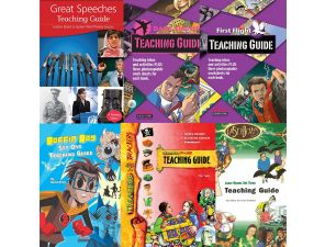 Assorted Teacher's Resources Books
