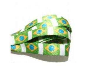 Shoe Laces - Brazil