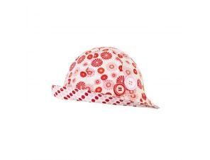 Kid's Ava Denim & Fireworks Bucket Hat - Size XS