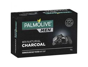Palmolive Natural Charcoal Bar Soap For Men 115g