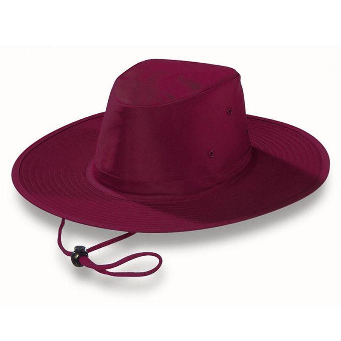 School Hats - Size 53cm Maroon - 3800